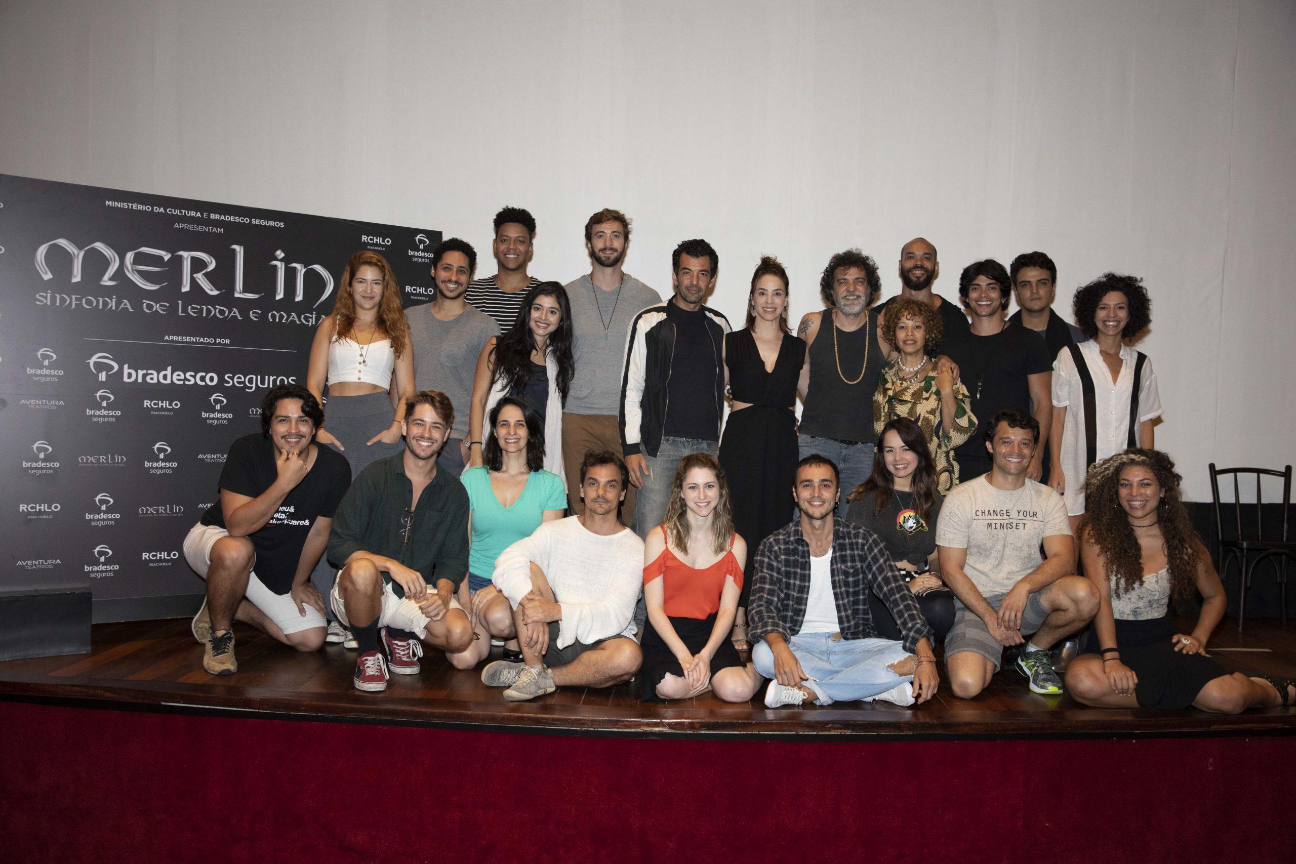 """Photo of Conheça o elenco de """"Merlin, ao som de Raul Seixas"""""""