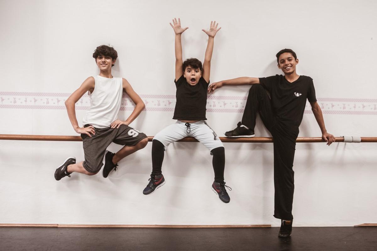 """Photo of Conheça o elenco da versão brasileira de """"Billy Elliot"""""""