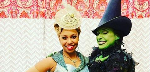 Photo of Produção de Wicked na Broadway tem primeira atriz negra no papel de Glinda