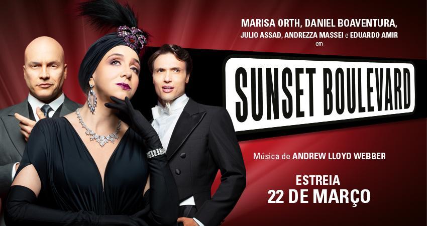 """Photo of Veja a primeira imagem de Marisa Orth, Daniel Boaventura e Julio Assad em """"Sunset Boulevard"""""""