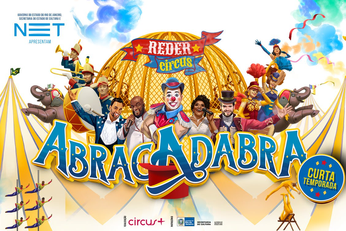 "Photo of Espetáculo ""Abracadabra"", do Reder Circus, abre audição para turnê"