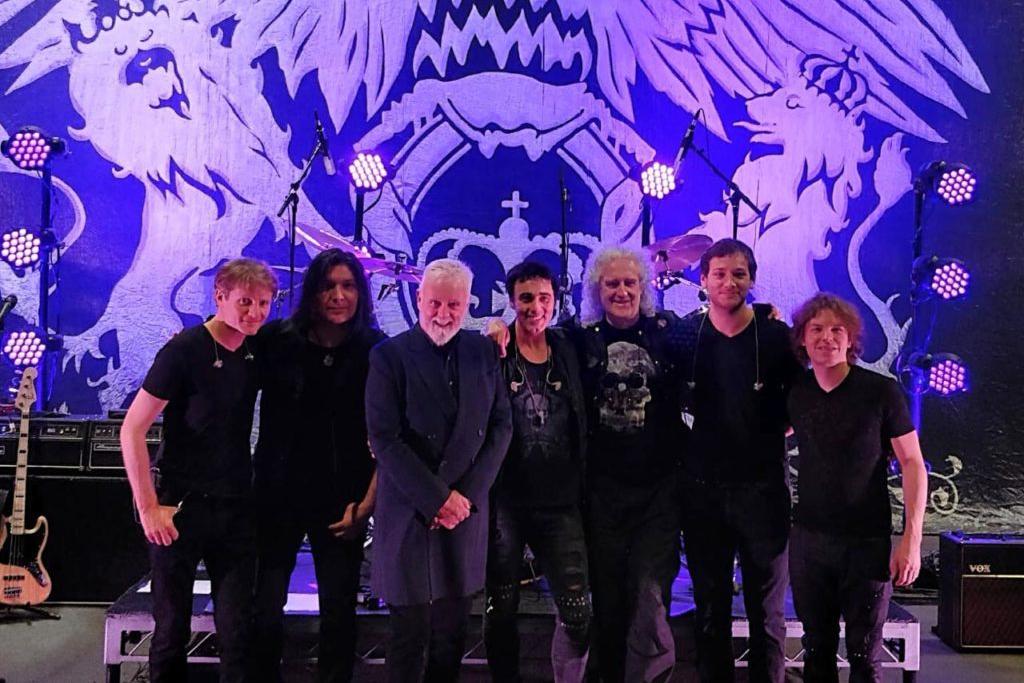 Photo of Tributo ao Queen com integrantes originais e Alírio Netto nos vocais fará apresentações no Brasil
