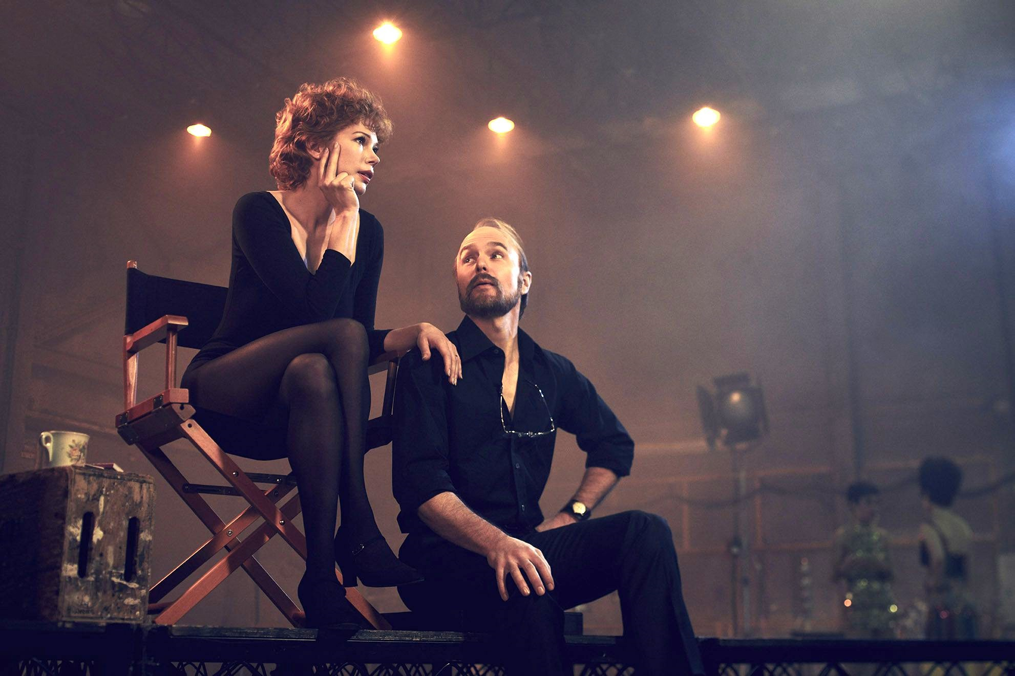 "Photo of Série ""Fosse/Verdon"", da FX, lança novo teaser com Sam Rockwell e Michelle Williams"