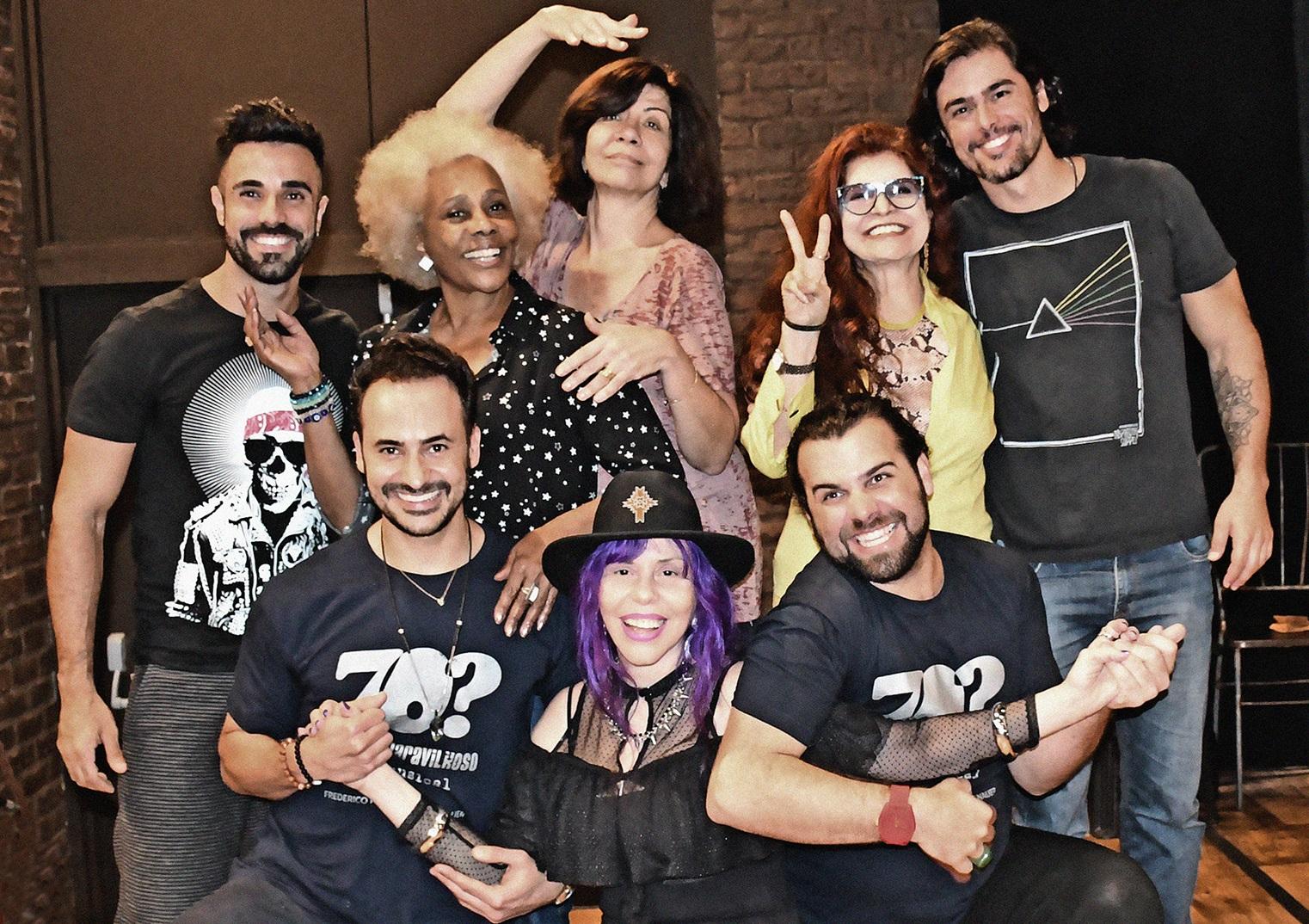 """Photo of """"70? Década do Divino Maravilhoso – Doc. Musical"""" estreia em São Paulo com As Frenéticas e Baby do Brasil"""