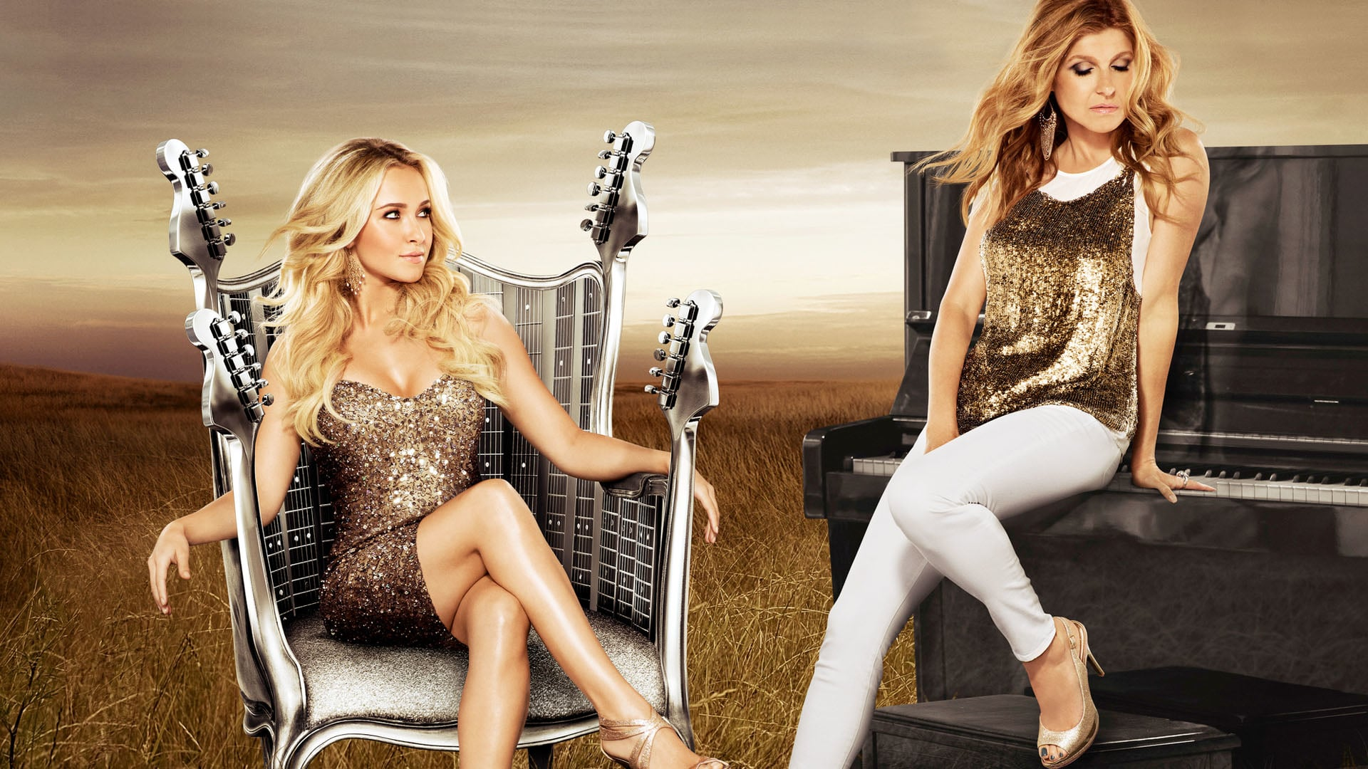 "Photo of Seriado de TV ""Nashville"" será adaptado para musical na Broadway"