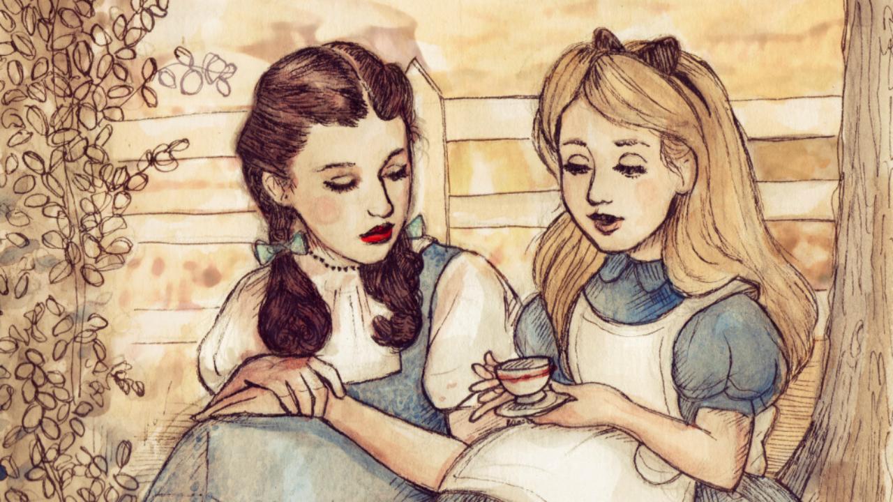 Photo of Netflix prepara encontro de Dorothy e Alice baseado na história de Justin Merz