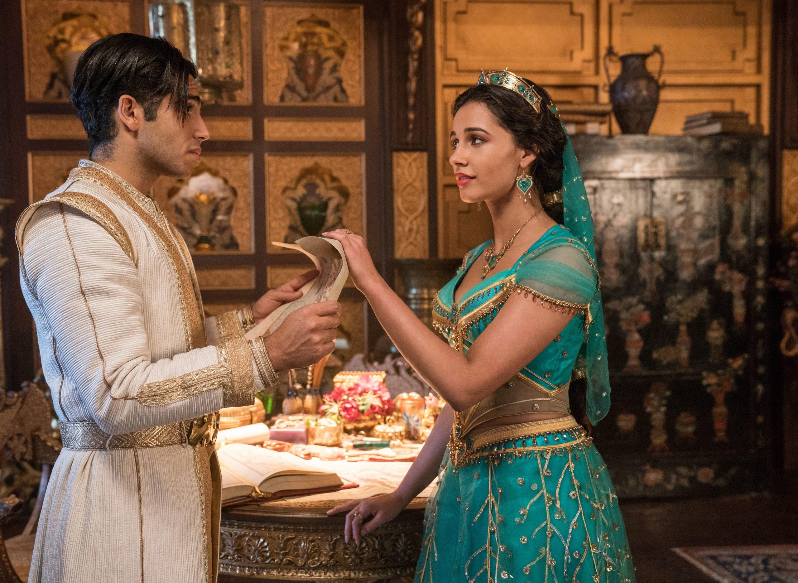 """Photo of Saiba quem são as vozes por trás da dublagem do live-action de """"Aladdin"""""""