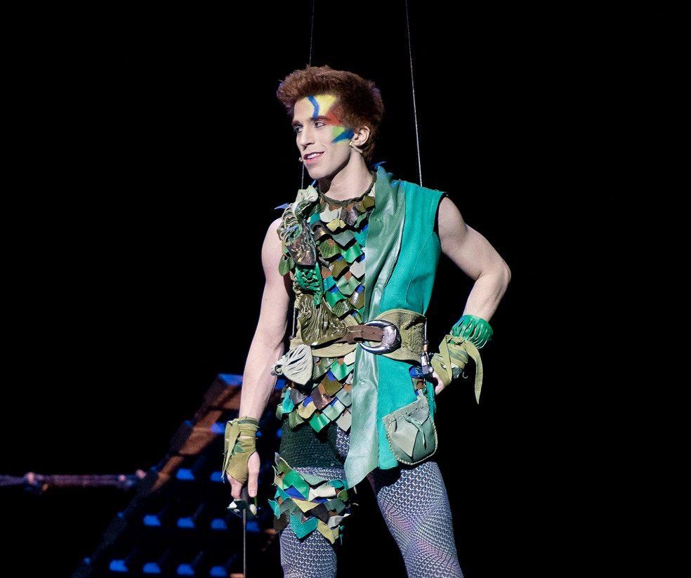 Photo of Peter Pan – O Musical estreia no Rio de Janeiro