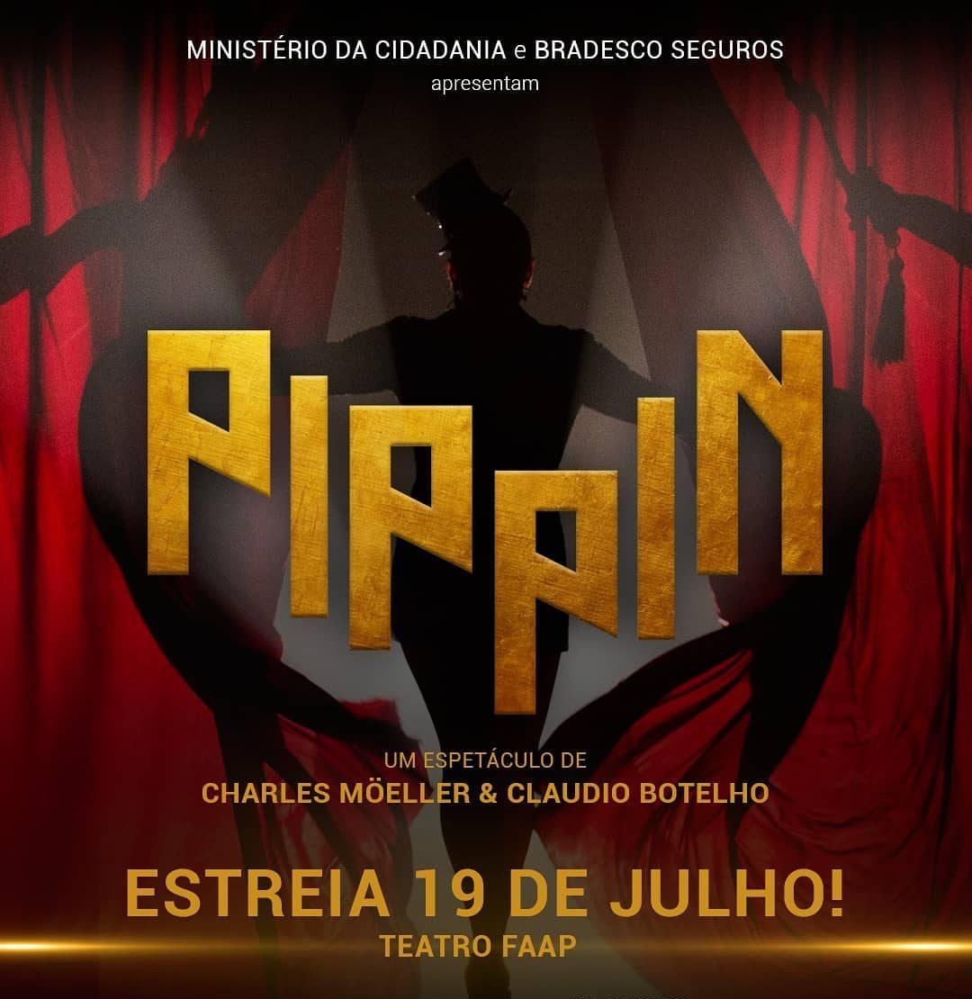 Photo of Conheça o elenco do musical Pippin em São Paulo