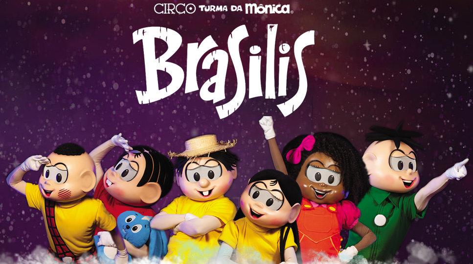 """Photo of """"Brasilis"""", nova produção musical da Turma da Mônica, estreia em São Paulo"""