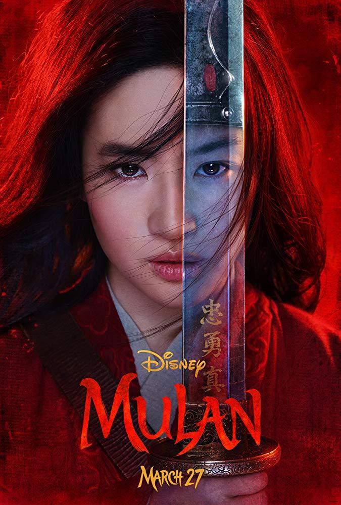 """Photo of Veja o primeiro trailer e pôster do live-action de """"Mulan"""", da Disney"""