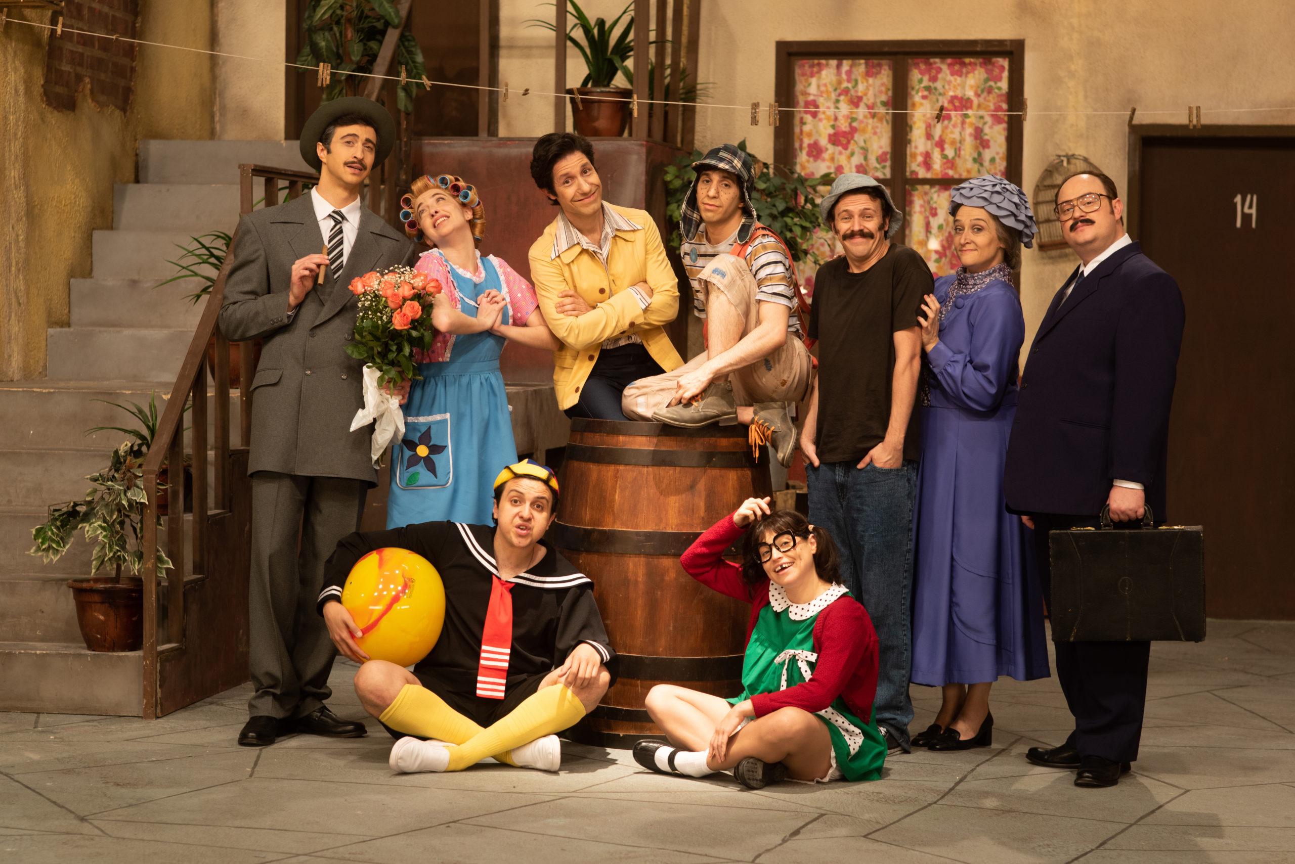 """Photo of Veja as primeiras imagens do elenco de """"Chaves – Um Tributo Musical"""""""