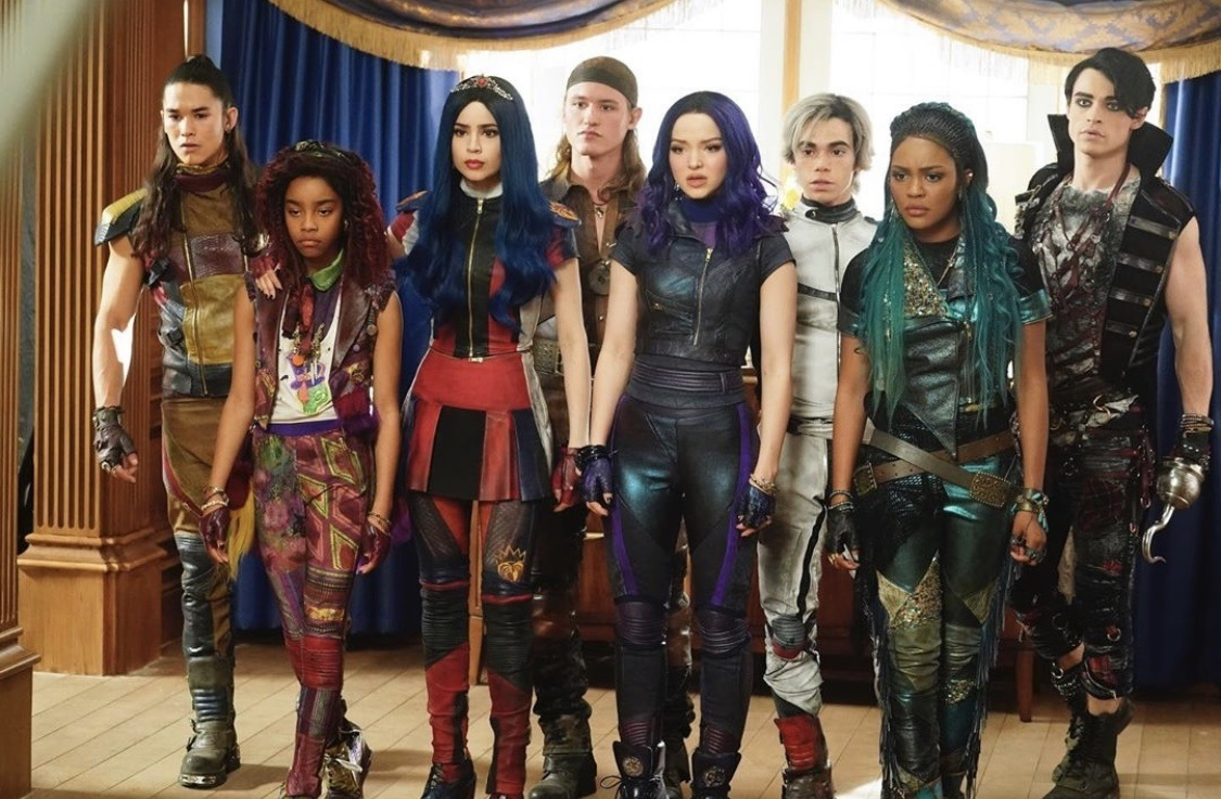 "Photo of Filme musical ""Descendentes 3"" estreia no Disney Channel"