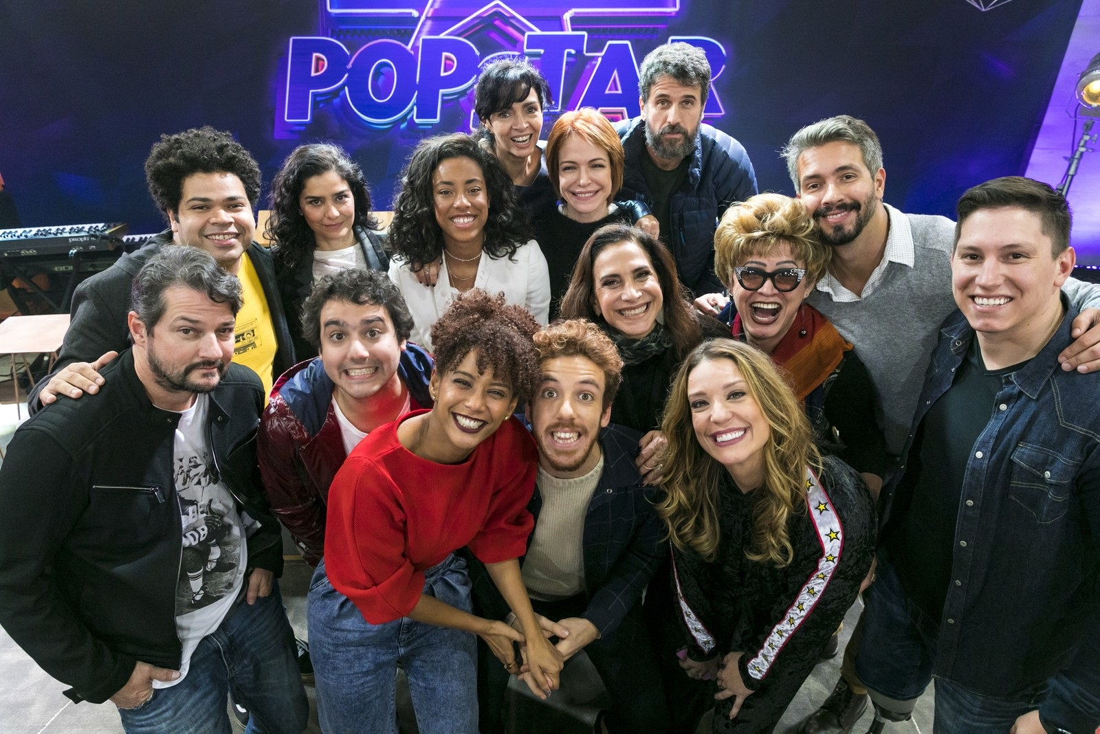 "Photo of Talentos do teatro musical estão na 3ª temporada do programa ""PopStar"""