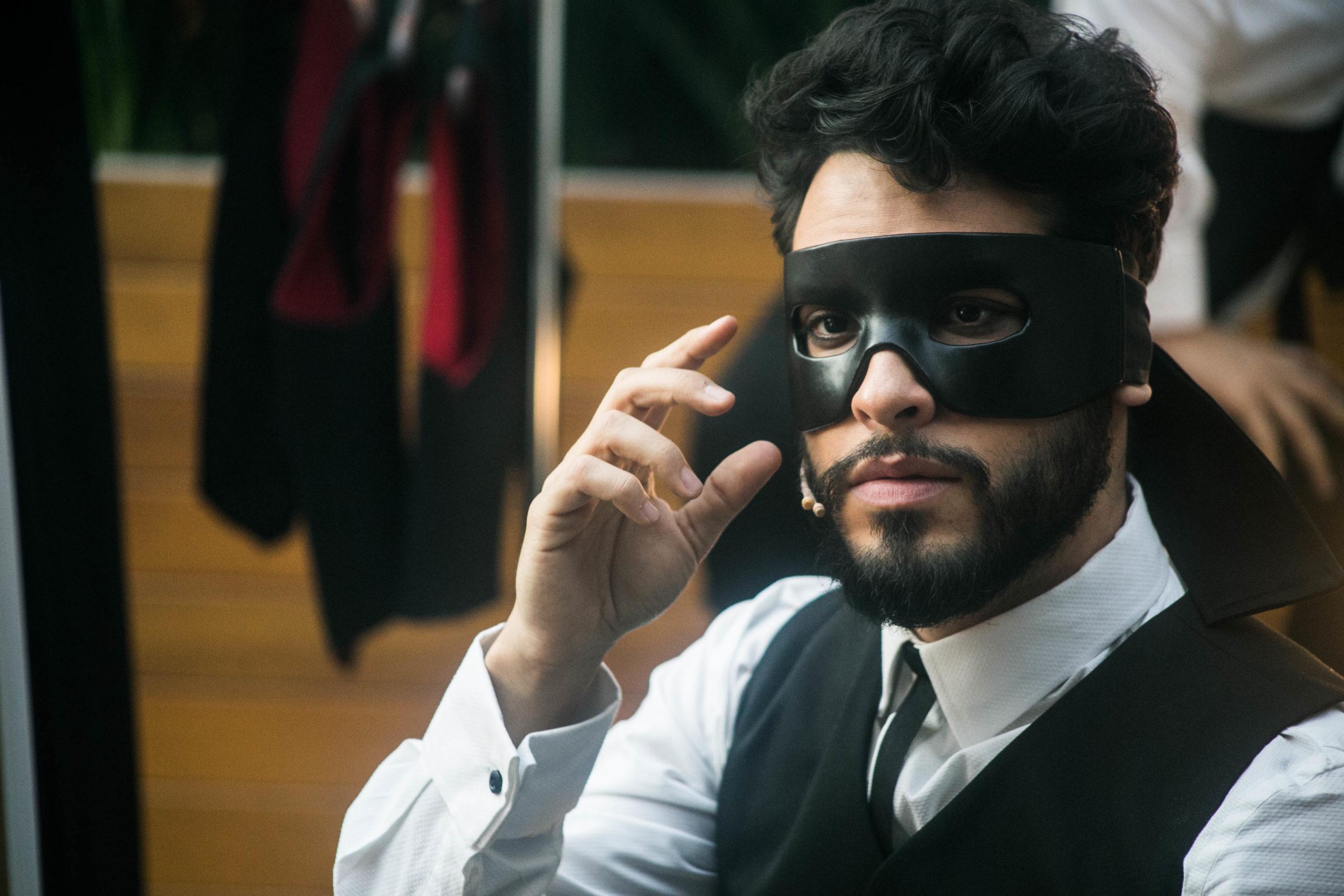 """Photo of Musical """"Zorro – Nasce Uma Lenda"""" leva experiência imersiva para São Paulo"""