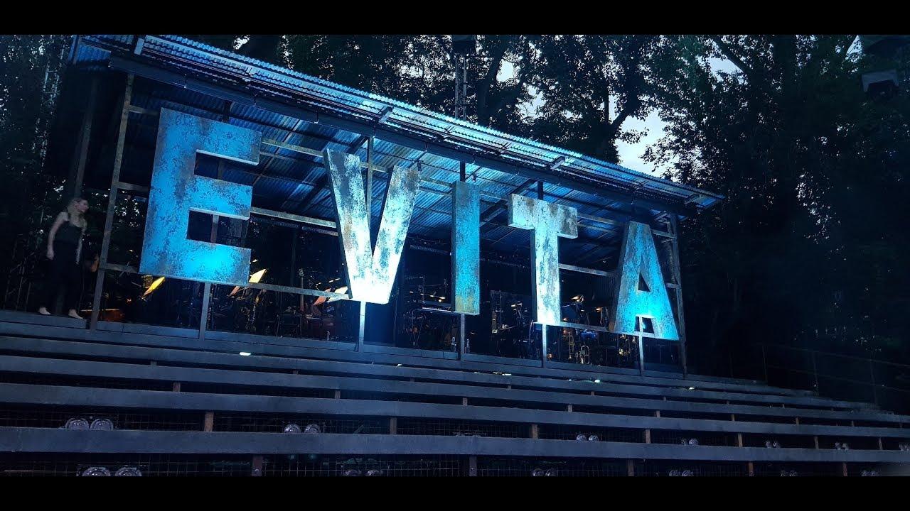 """Photo of Musical """"Evita"""" ganha montagem em teatro a céu aberto em Londres"""