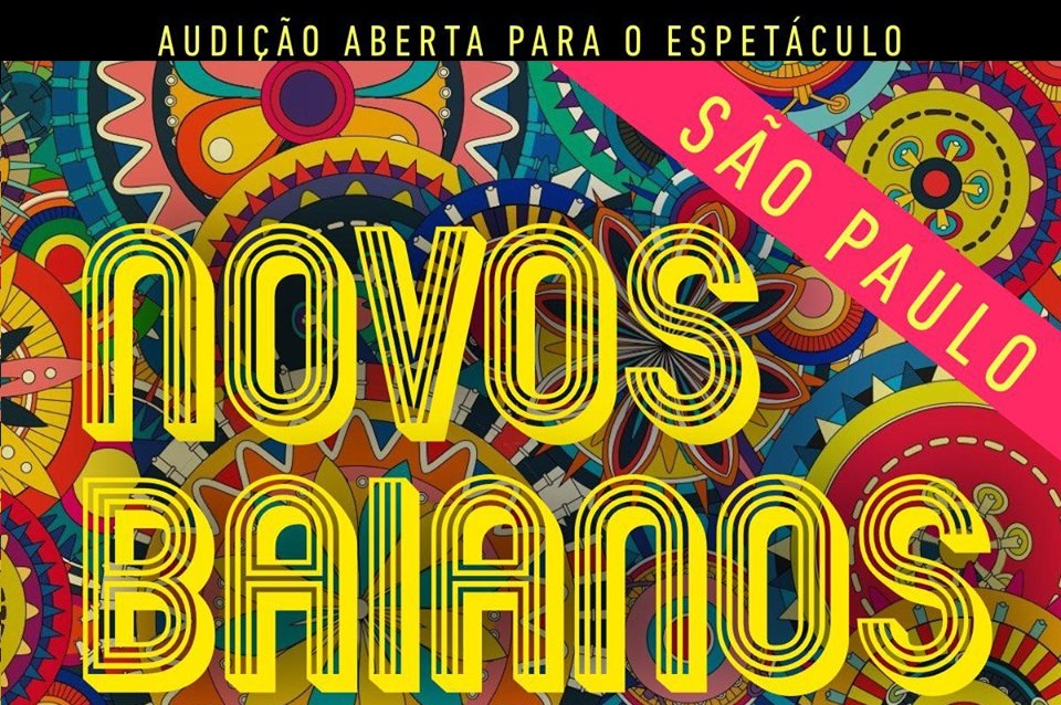 Photo of Musical sobre grupo Novos Baianos abre open call em São Paulo