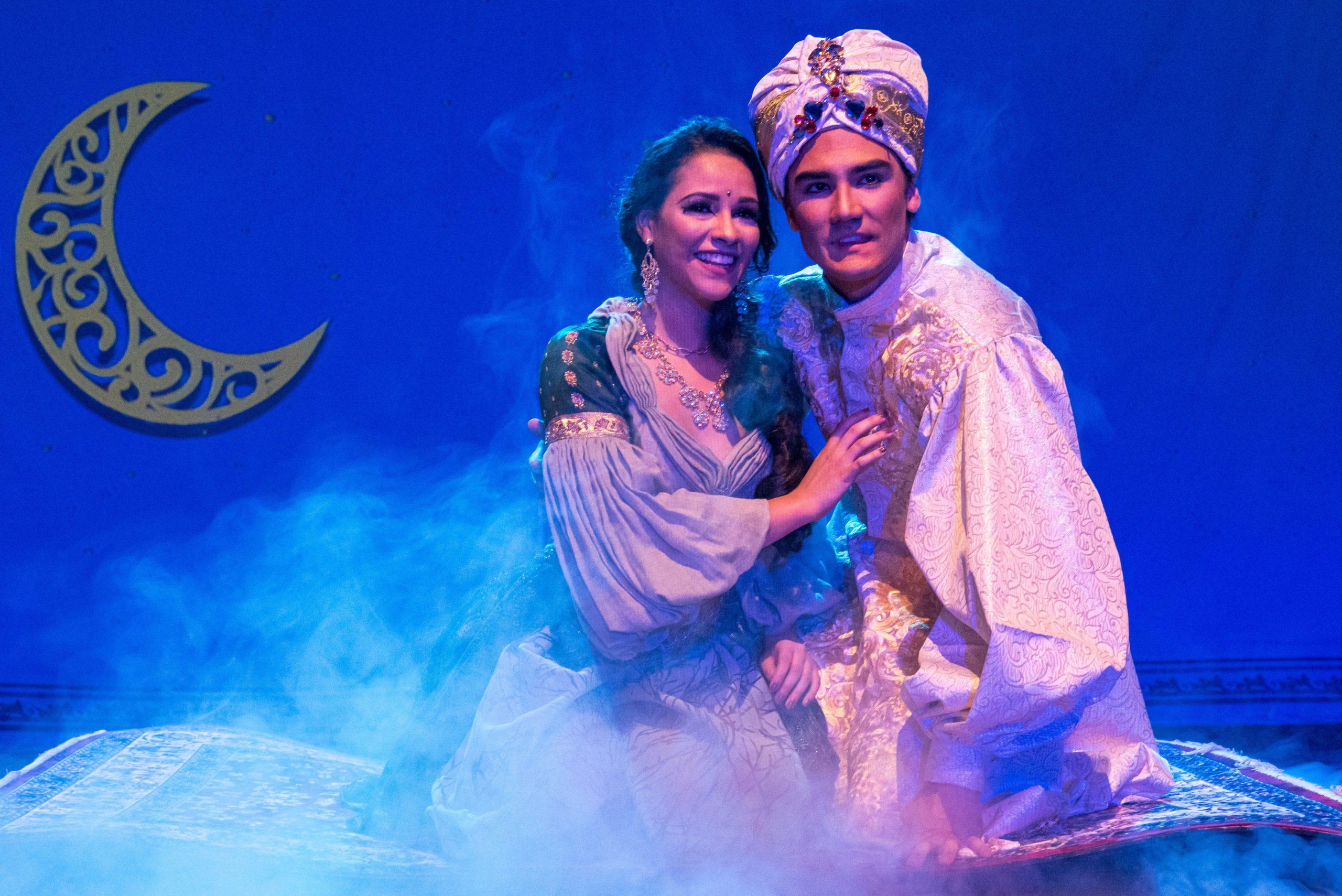 Photo of 'Aladdin, o Musical', da Chaim Produções, chega a São Paulo e anuncia turnê