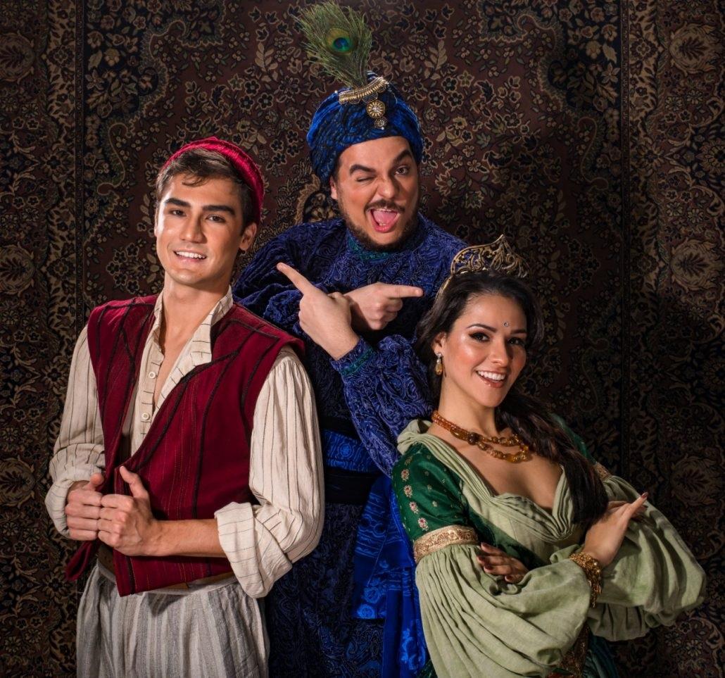 Aladdin - Caio Galucci 2