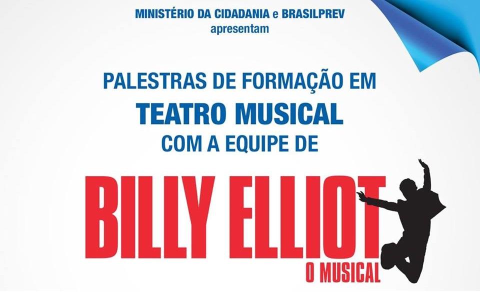 Photo of Atelier de Cultura promove ciclo de palestras de formação em Teatro Musical