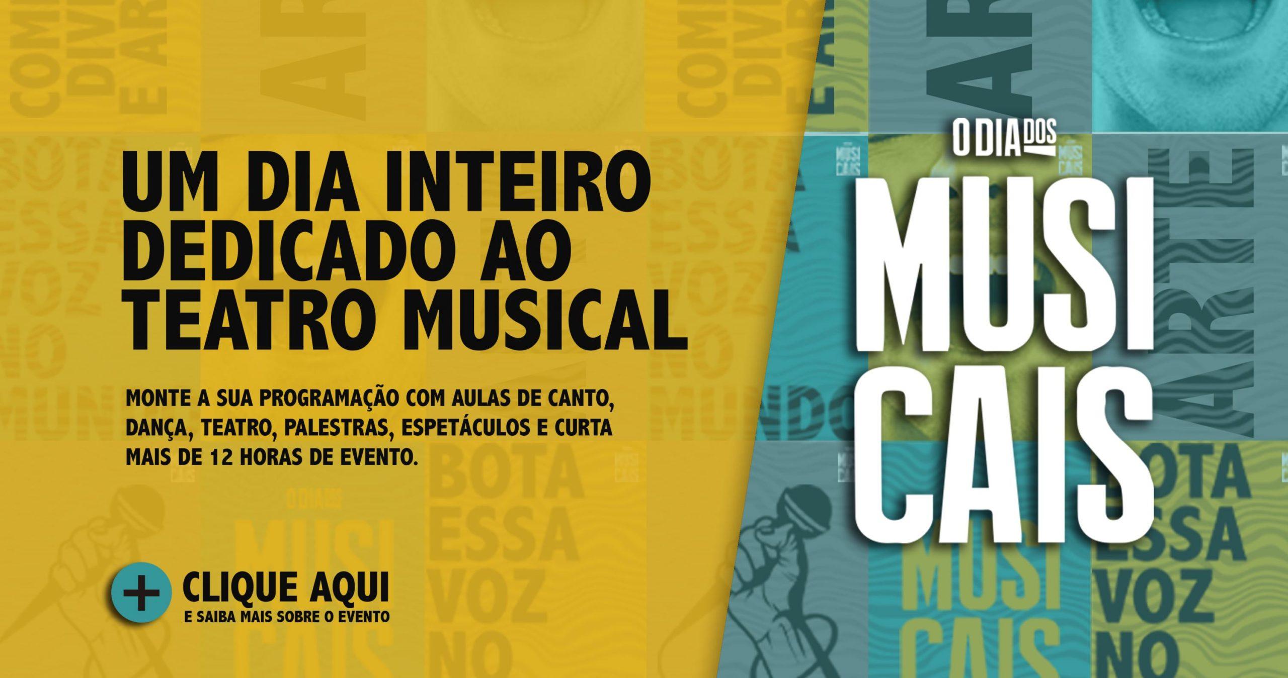 Photo of O Dia dos Musicais chega ao Rio de Janeiro em sua quinta edição