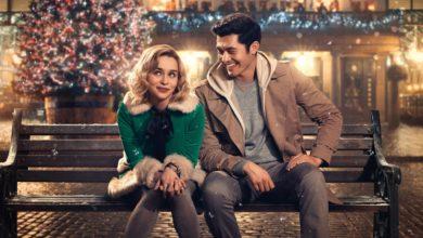 Photo of Inspirado na música 'Last Christmas', filme natalino 'Uma Segunda Chance Para Amar' chega aos cinemas