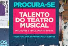 """Photo of Saiba como participar do """"Talentos"""", reality show que promete revelar o grande nome do teatro musical"""