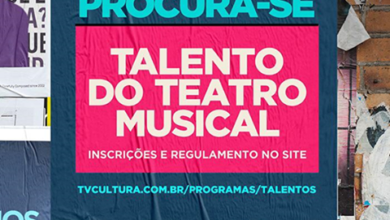 "Photo of Saiba como participar do ""Talentos"", reality show que promete revelar o grande nome do teatro musical"