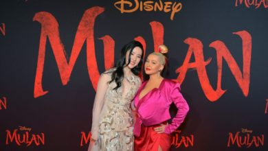Photo of Live-action de 'Mulan' ganha clipe com música inédita cantada por Christina Aguilera
