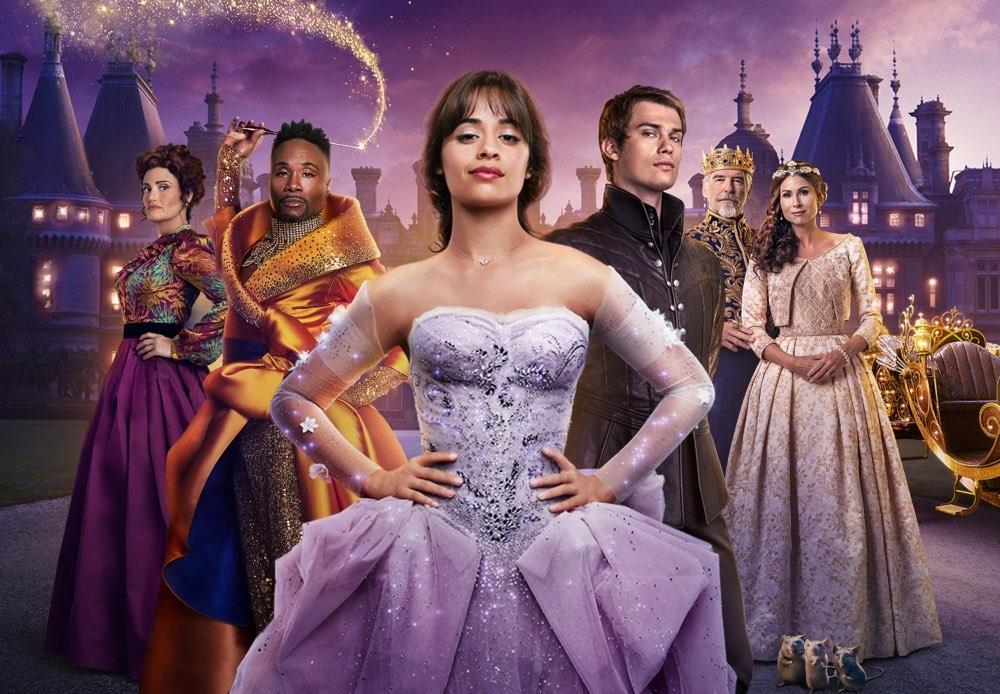 Saiba tudo sobre a trilha sonora de 'Cinderella', disponível na Amazon  Prime - A Broadway é Aqui!